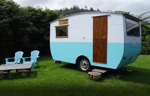 Elsie the Caravan